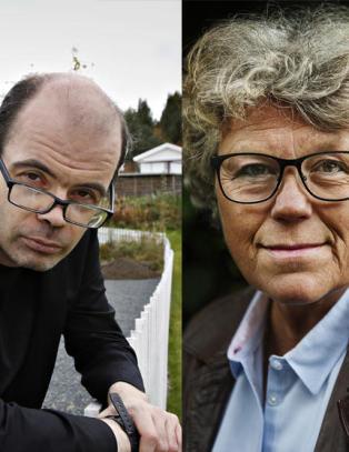 Behns flyktning-uttalelser f�r st�tte av norske medforfattere