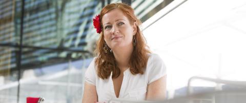 Anmeldelse: Heidi Linde ber�rer og underholder med roman om den norske velferden