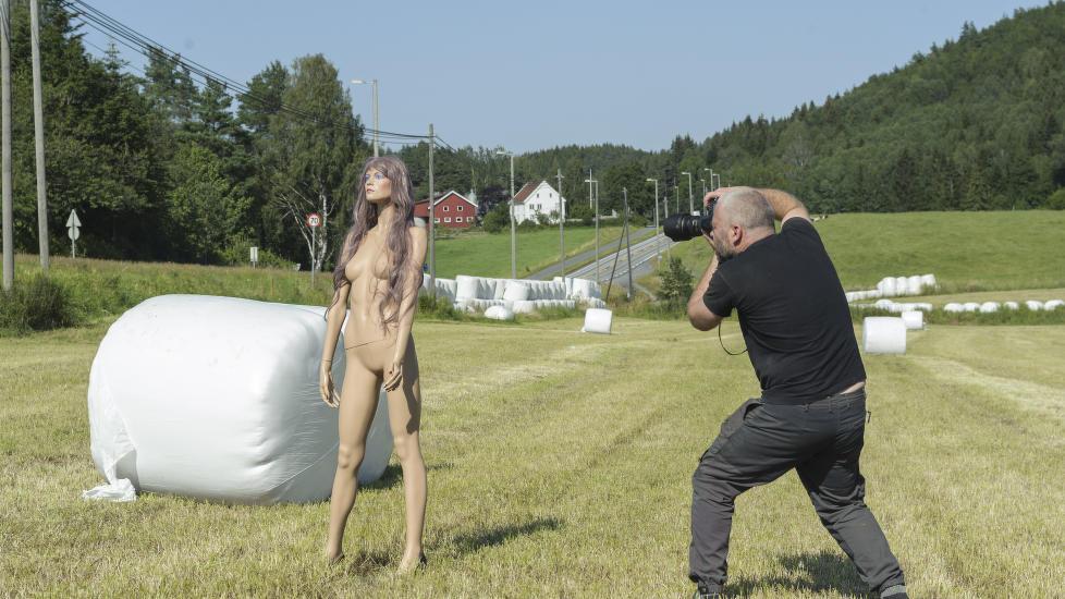 naken norsk dame myk porno
