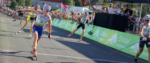 Brandsdal vil ikke lenger bare v�re sprinter: - Det skjedde noe i Harstad