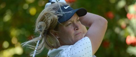 Tutta raste fra 8. til 47. plass i LPGA-turneringen