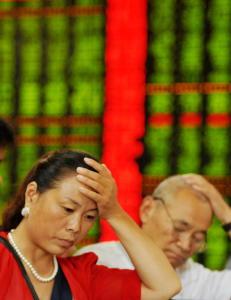 �En krise i Kina, er en krise for verden. Og i hvert fall for Norge�