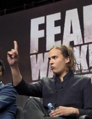 Zombie-serie s�rget for amerikansk seerrekord