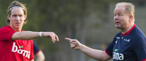 H�gmo: - Premier League-klubber f�lger Johansen