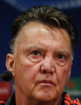 Van Gaal:- Gj�r endringer mot Brugge