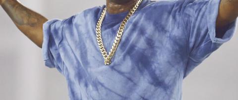 Kanye West f�r �respris