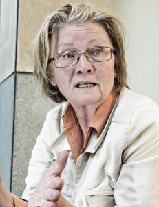 Stieg Larssons samboer frykter ny bok vil �delegge Lisbeth Salander
