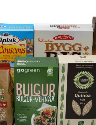 Stor test middagskorn: Quinoa og middagsbygg mye sunnere enn ris