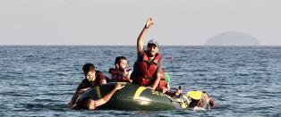 Ni myter og fakta om flyktninger til Europa