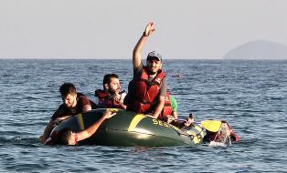 Ni p�stander om flyktninger til Europa. Fire er myter