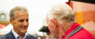 Nye penger til de gamle: Arbeiderpartiet gj�r rett i � satse p� de eldre