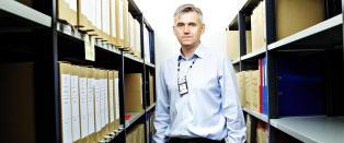 Den nye �Cold Case�-sjefen: Slik vil han l�se drapsg�tene