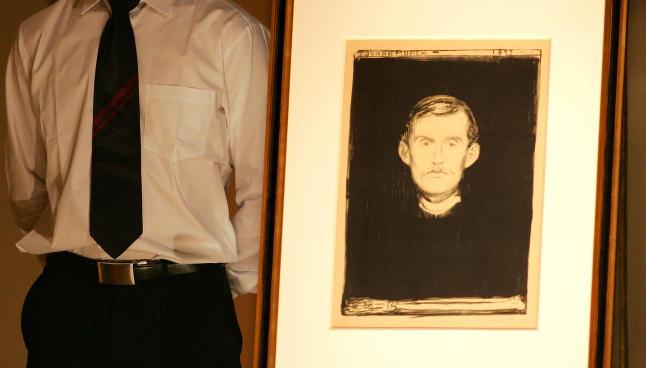 Samler krever tilbake Munch-bilde beslaglagt hos Gjermund Cappelen