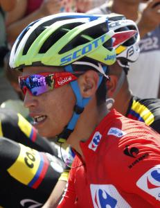 Ny seier for Orica-GreenEdge i vueltaen