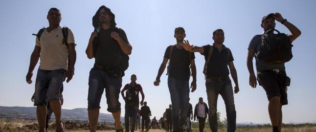 Nesten to av tre nordmenn positive til 8000 Syria-flyktninger