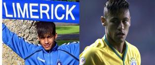 Neymar til Limerick? Nei, men han likner