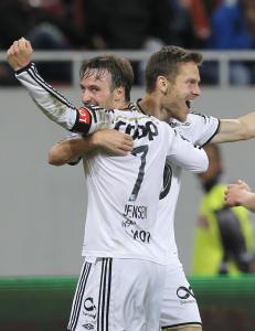 T�ff Europa League-trekning for Rosenborg og Molde