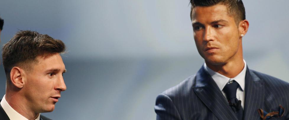 Nyheten Ronaldo garantert misliker. Ble knust av Messi