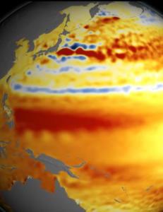 NASAs nye bilder viser hvordan kloden slukes av havet - og det er trolig ingenting vi kan gj�re med det