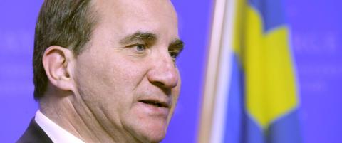Sveriges statsminister f�r ikke kj�re Volvo