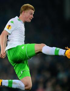 City-aktuell superstjerne borte fra laget da Wolfsburg vant