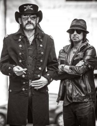 Har Lemmy har byttet Jack & Coke med r�dvin og vodka?