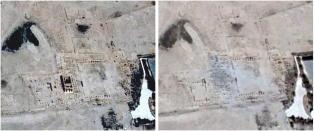Norsk FN-ekspert om satellittbeviset: - Dessverre ble tempelet i Palmyra sprengt og jevnet med jorden av IS