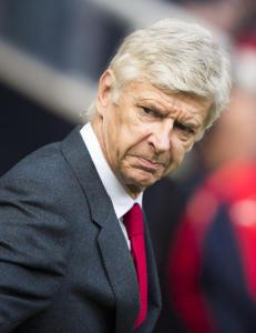 Wenger: - Vi jobber med � hente inn noen