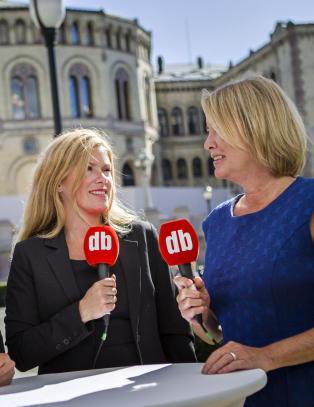 Torsdagens program: Sanner og Slagsvold diskuterer kommuner, Samsaya spiller og Hareide grilles