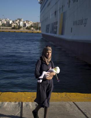 17-�rig flyktning d�de i skuddveksling i Middelhavet