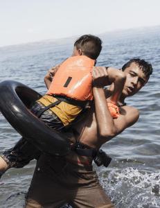 Danske Redd Barna: Ikke del bilder av d�de flyktningbarn
