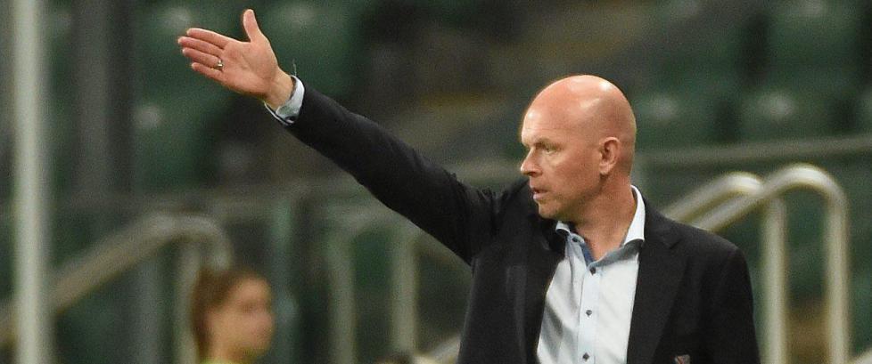 Henning Berg og Legia sliter i ligaen