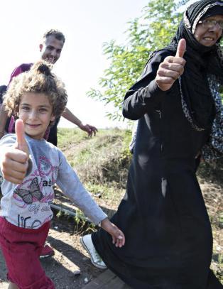 Syriske flyktninger til Norge: - Gj�r noe!