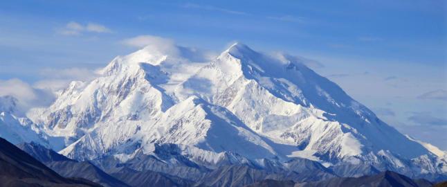 N� bytter Obama navnet p� USAs h�yeste fjell