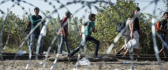 Muren gjennom Europa vekker ubehagelige assosiasjoner