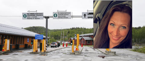 Karina ble tilbudt penger mot � smugle mennesker over grensa