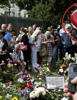 Kirka m�lte feil: Kan ikke fjerne 22. juli-hjertet likevel