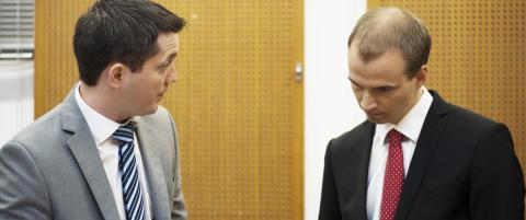 Dommer (71) d�mt for seksuelle overgrep mot sm�jenter