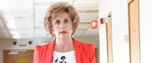 Trude Drevland satt ut av spill til over valget