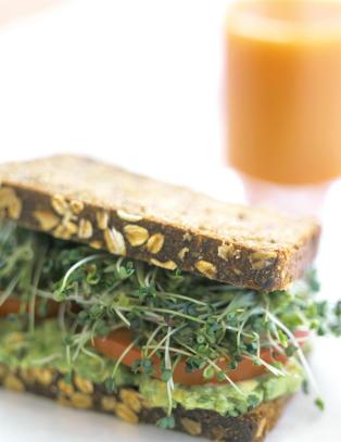 Bytt ut sm�r med avokado