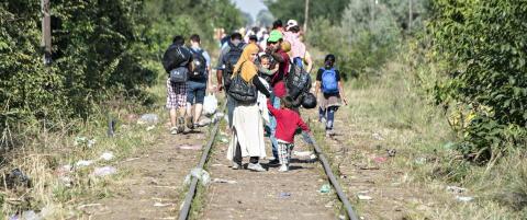 St�rste humanit�re krise siden andre verdenskrig. Skj�nner vi egentlig alvoret?