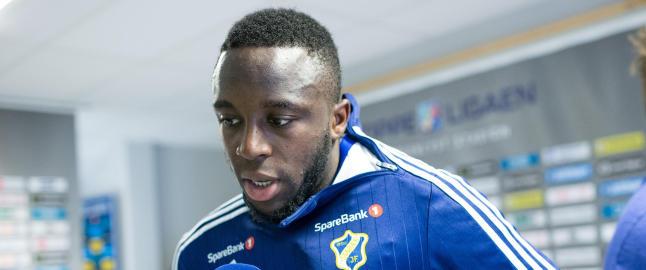 Bekreftet: Diomande klar for Championship-klubb