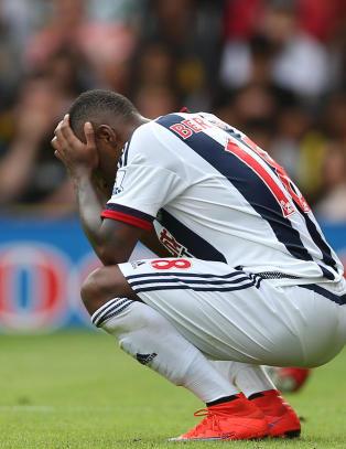 Berahino raser etter at Tottenham-overgang gikk i vasken. �Skal aldri spille for Peace igjen�