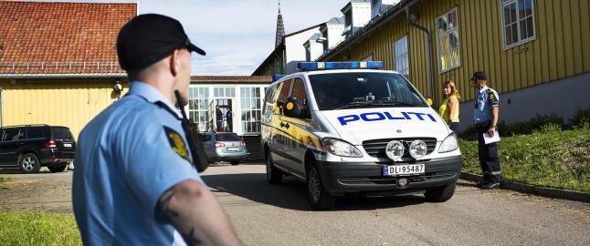 Norske transittmottak er fulle