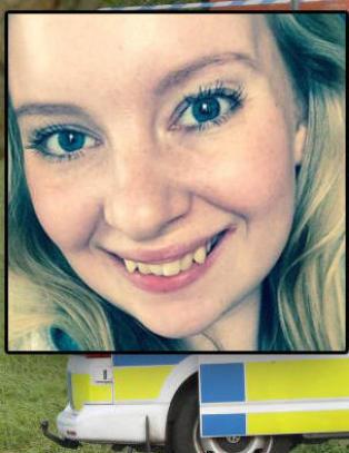 Ida (21) ble drept p� joggetur. En m�ned etter drapet g�r svensk politi ut med navn og bilde