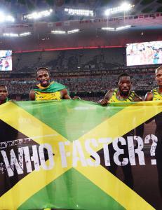 Jamaica tok sju gull i VM. Tok ikke en eneste blodpr�ve av ut�verne sine i hele 2014