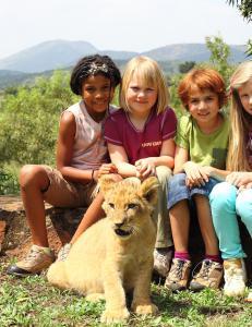 Anmeldelse: �Karsten og Petra p� safari�