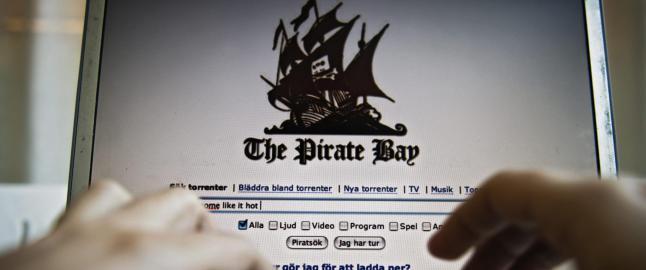 - For Pirate Bay-brukere har den ingenting � si