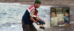Guttenes tante sier familien dr�mte om � komme til Canada: - Faren deres ringte og fortalte at de var d�de