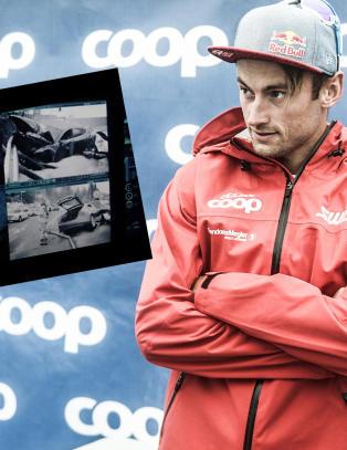 Petter Northugs promillekrasj dukker p� mystisk vis opp i �Mission: Impossible�-d�dsulykke
